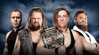 ICW Shugs Hoose Party 4: Combate por el Campeonato de Reino Unido de WWE