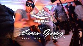 Ponton Casa Baraj / 2014 Season Opening w/ Finnebassen, Stefan Biniak, Maestros Del Ritmo