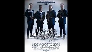 Grupo La Insignia (Live)- El Compa Jorge