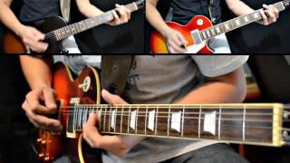 Guns N' Roses - NIGHTRAIN (Guitar Solo)