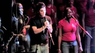 John Legend - It Don't Have to Change - Uni Nottingham Revivial Gospel Choir (Easter 07)