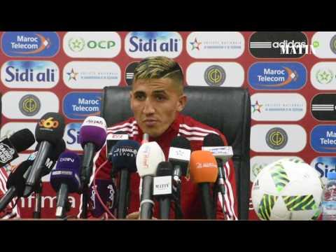 Fayçal Fajr : «Que je sois titulaire ou remplaçant, je donne tout avec l'équipe nationale»
