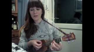 Day 27: I Hope That I Don't Fall In Love With You (Tom Waits) - ukulele by Christine Hollinshead