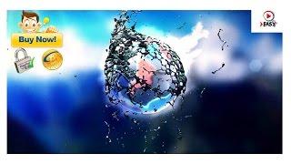 PROMO VIDEO INTRO (water SPLASH fire logo intro 2015) ORDER NOW