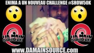 ENIMA A UN NOUVEAU CHALLENGE POUR TOUS LES MCS DE MONTREAL #50KChallenge