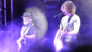 "Soundgarden, ""Been Away Too Long"", XFinity Center, Mansfield, Mass 7/29/14"