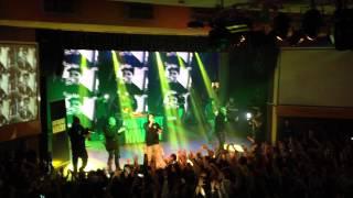 Kontrafakt - O5 S5 (prod. DJ Premier) Live Piano Club Trenčín 1.2.2014