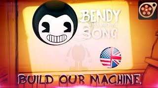 [SFM BATIM] Bendy and the Ink Machine - Build Our Machine ll Song