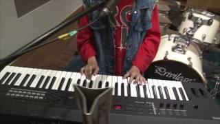 Introdução, Totalmente teu, Fernandinho,( teclado) Lorenzo Johnson