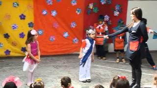 Festa da Primavera - Apresentação Infantil 2