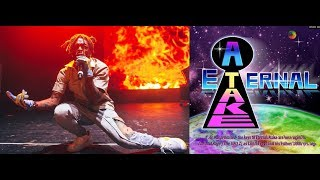 Lil Uzi Vert cover art for his album 'Eternal Atake' was inspired by a infamous cult 'Heavens Gate'.