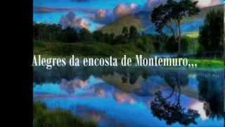"""Alegres da encosta de Montemuro- """"Cinfães""""  -  Valsa da meia noite"""