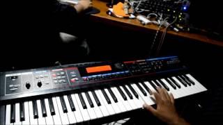 Abda Soul - Making of dos sintetizadores de Hosana