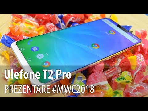 Ulefone T2 Pro - Prezentare hands-on