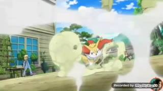 Fenniken,Braixen,Eevee and Jolteon AMV~ Take it off *requested*