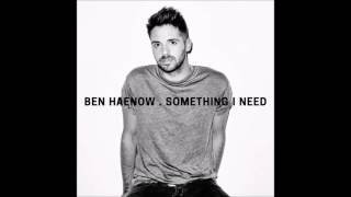 Ben Haenow - Something I Need - The X Factor 2014 Winner's Single