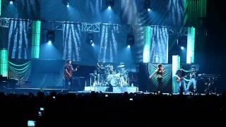 Final de Time Is Ticking Out: The Cranberries Badalona 13/03