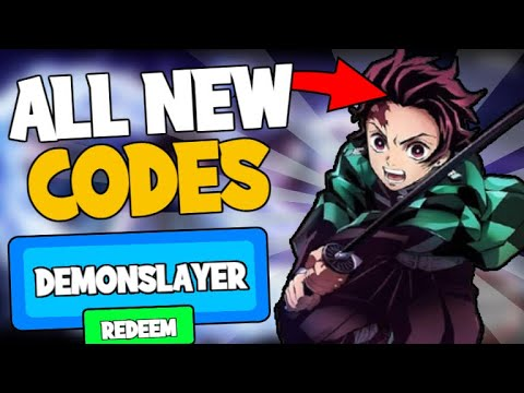 Demon slayer rpg codes | updated list. Promo Code For Up To Date Subscription - 05/2021