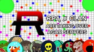 Agar.io - RPA Clan Montage!