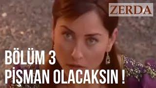 Şahin Ağa, Zerda'dan Sonra Bir Kez Daha Evleniyor -  Zerda 3. Bölüm