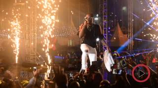 Wizkid performance highlights at BBQ Live