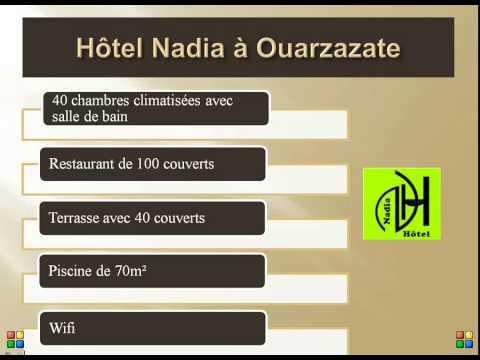 Hôtel Nadia Ouarzazate