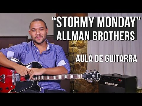 Allman Brothers Band - Stormy Monday