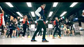 Wall To Wall ( Chris Brown ) - Dance Cover by St.319