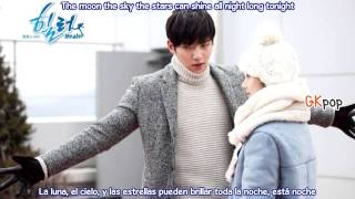 Yael Meyer -  When You Hold Me Tight (Sub. español - english) (Healer OST) HD