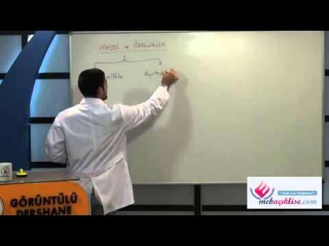 Açık Lise Fizik 1 Görüntülü Eğitim Seti Konu Anlatımı Demosu