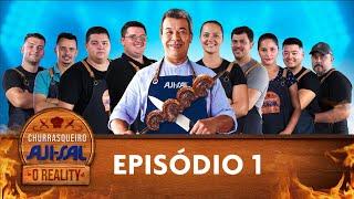 Churrasqueiro AJI-SAL® - O Reality (EPISÓDIO 1)