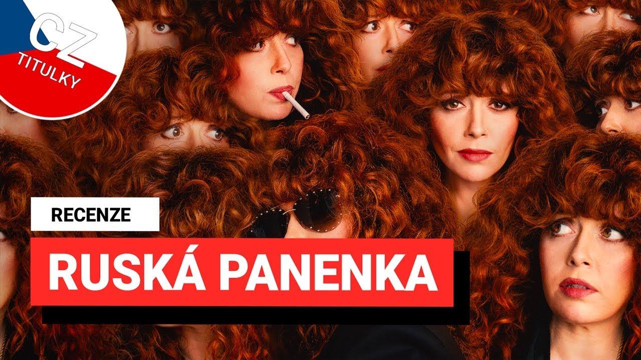RECENZE: Netflix válí se satirickou sci-fi komedií Ruská panenka