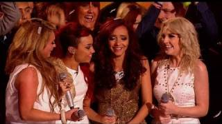 X Factor winners Little Mix sing Cannonball - The X Factor 2011 Live Final - itv.com/xfactor