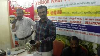 Velldon real promoters Kuwait city 27th drawn. Token no 279