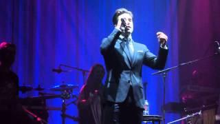 """David Bustamante """"Te mentía"""" Teatre Coliseum 30/11/2012"""