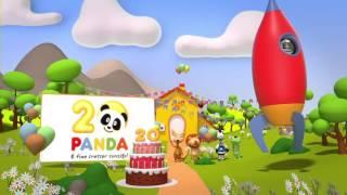 Parabéns Canal Panda | 20 Anos