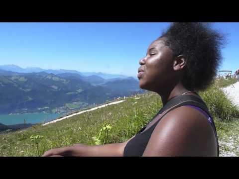 Geraldine on a high school year in Austria with STS High School
