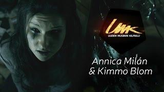 "UMK16 // ANNICA MILÁN & KIMMO BLOM: ""Good Enough"""