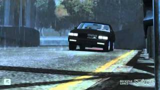 GTA IV Buick Regal GNX (ft. Smiley feat. Cheloo - Plec pe marte)