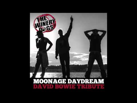 The Winery Dogs - Moonage Daydream Chords - Chordify