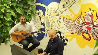 Cancion del Mariachi and Alimallah Cover (IDT) - Maan Hamadeh