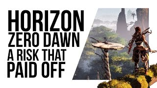 Why Horizon Zero Dawn is a MASSIVE WAKE-UP CALL to most publishers