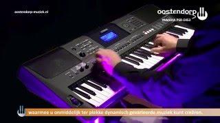 Yamaha PSR E453 | Sound & Performance Demo