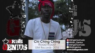 Chi Ching Ching x Vybrant - Road Roast [Zen Riddim] February 2016