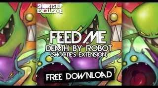 Feed Me - Death By Robot (Extended Version) (HD)