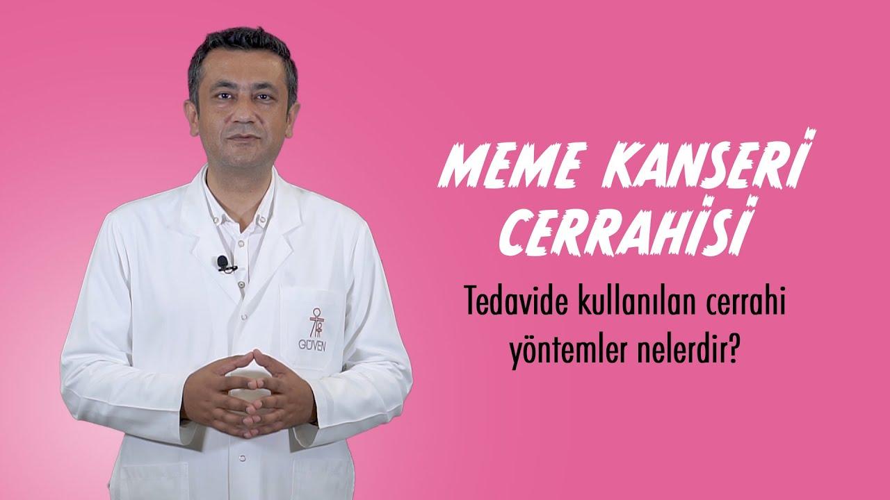 Meme Kanseri Tedavisinde Kullanılan Cerrahi Yöntemler