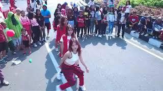 BCL & JFLOW 'DANCE TONIGHT' DANCE MIRRORED   CHOREO BY Natya Shina