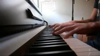 Imagine Dragons - Levitate (Piano Cover)