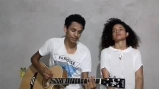 Cover da Música: ninguém explica Deus - Preto no Branco  feat. Gabriela Rocha