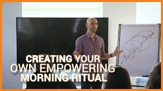 Creating Your Own Empowering Morning Ritual